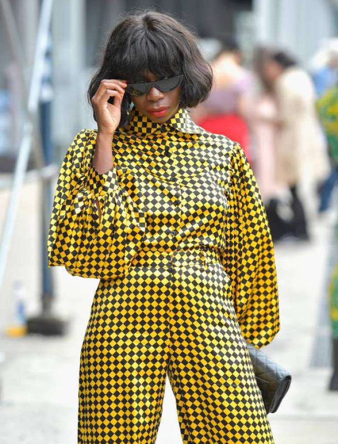Săptămâna Modei la New York 2018-stilul pe stradă în Manhatan 2