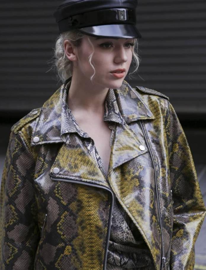Săptămâna Modei la New York 2018-stilul pe stradă în Manhatan 7