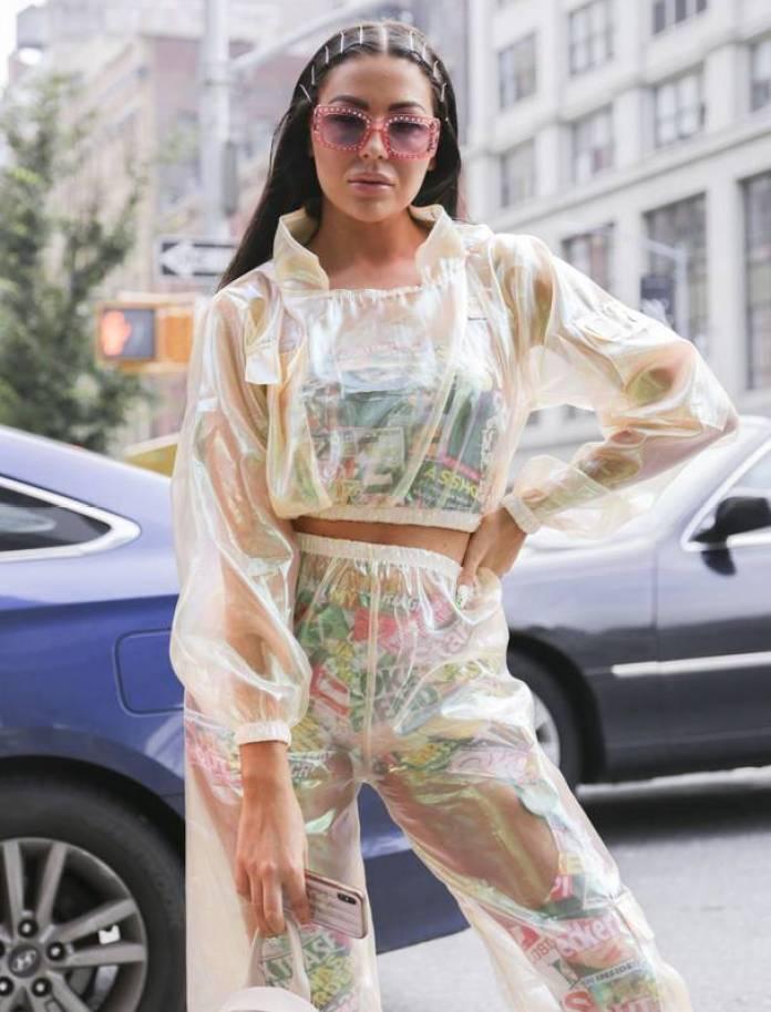 Săptămâna Modei la New York 2018-stilul pe stradă în Manhatan 6
