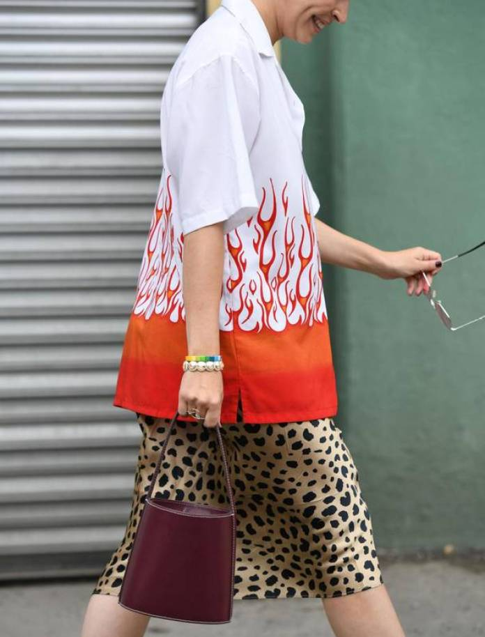 Săptămâna Modei la New York 2018-stilul pe stradă în Manhatan 10