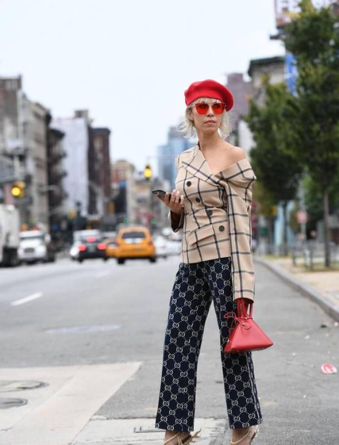 Săptămâna Modei la New York 2018-stilul pe stradă în Manhatan 8