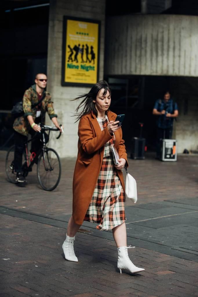 Săptămâna Modei la Londra -Stilul stradal septembrie 2018 1