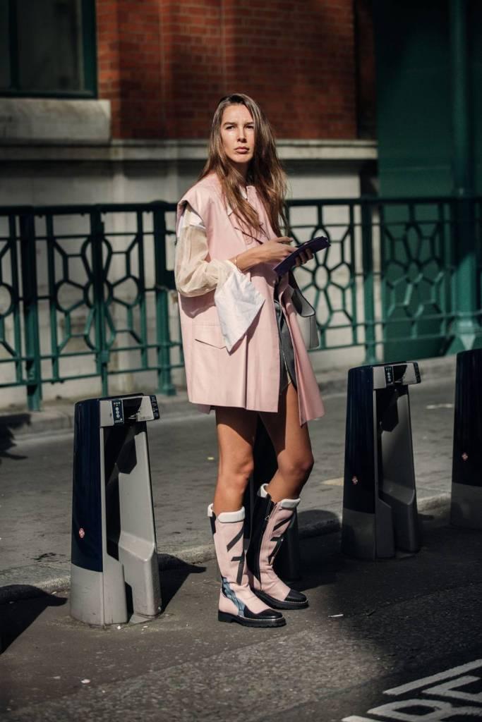 Săptămâna Modei la Londra -Stilul stradal septembrie 2018 6