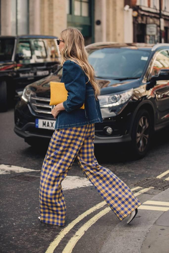 Săptămâna Modei la Londra -Stilul stradal septembrie 2018 11