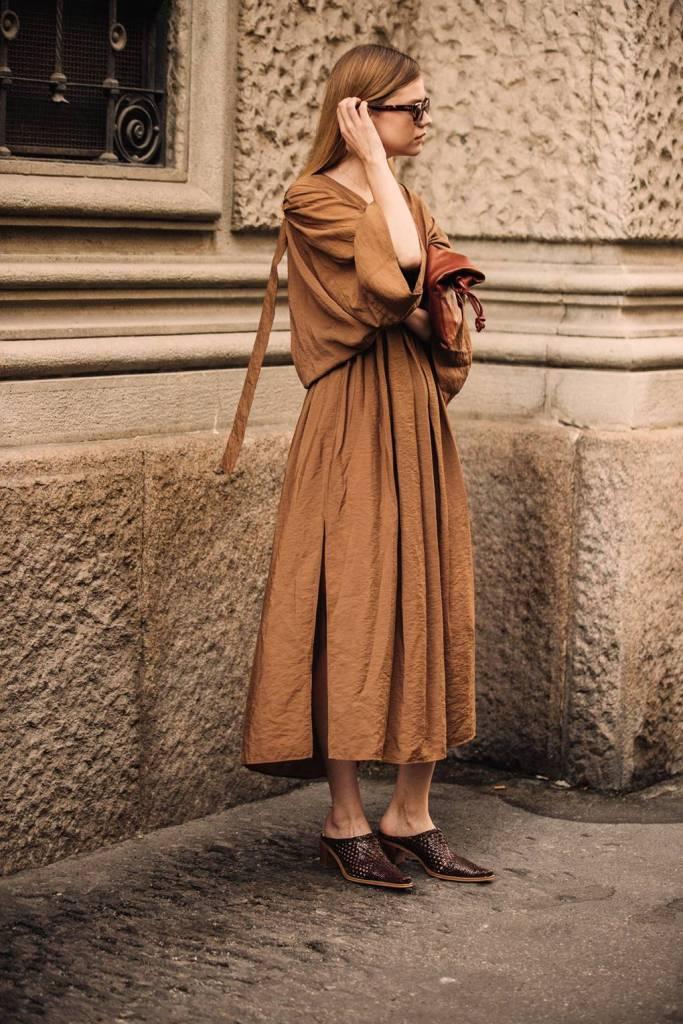 Săptămâna Modei la Milano-Stilul stradal septembrie 2018 29