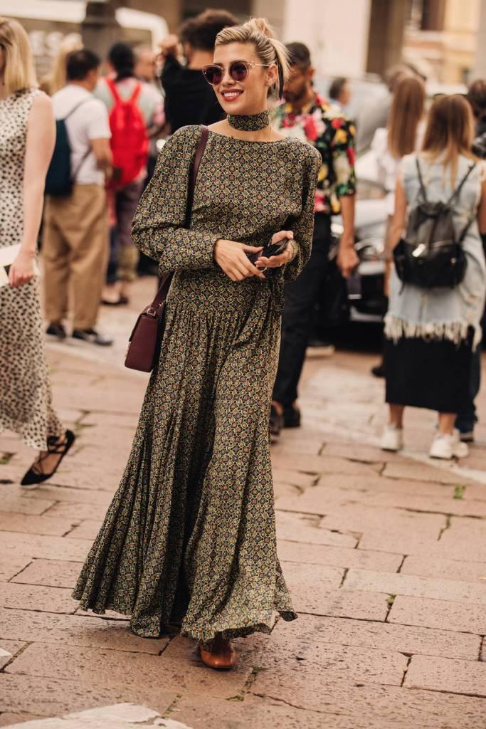 Săptămâna Modei la Milano-Stilul stradal septembrie 2018 30