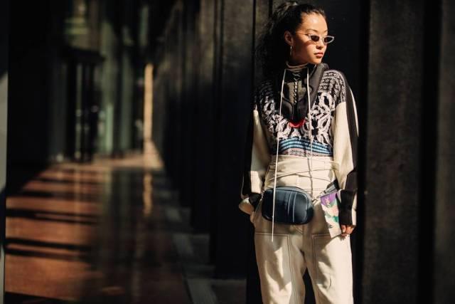 Săptămâna Modei la Milano-Stilul stradal septembrie 2018 36