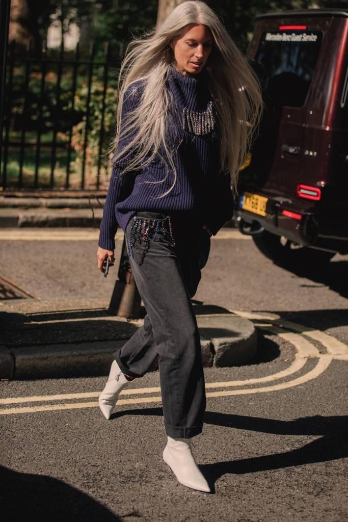 Săptămâna Modei la Londra -Stilul stradal septembrie 2018 16