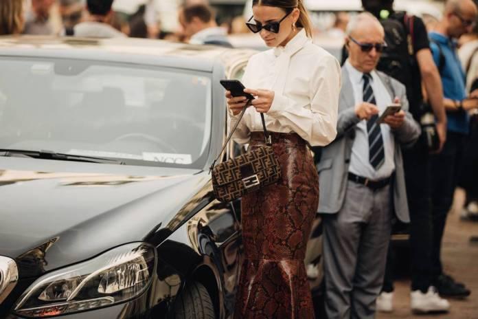 Săptămâna Modei la Milano-Stilul stradal septembrie 2018 3