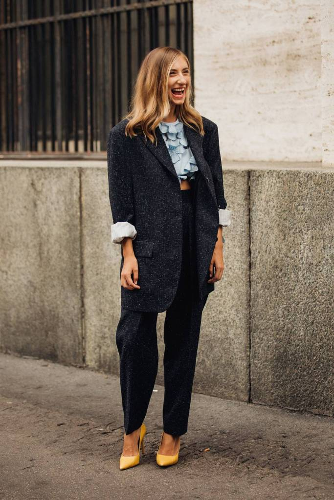 Săptămâna Modei la Milano-Stilul stradal septembrie 2018 5