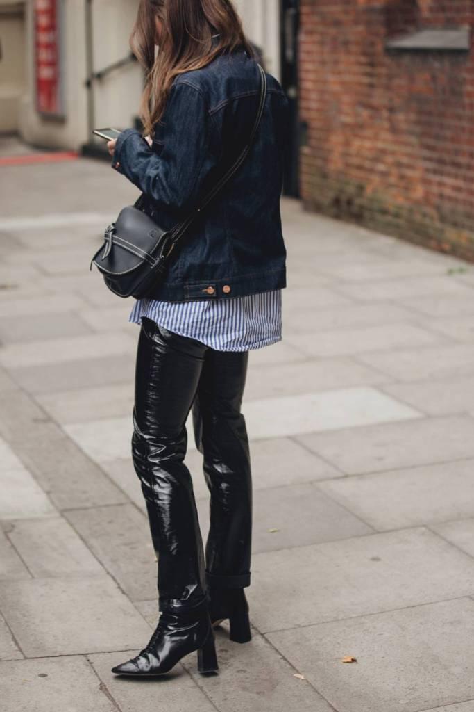 Săptămâna Modei la Londra -Stilul stradal septembrie 2018 23