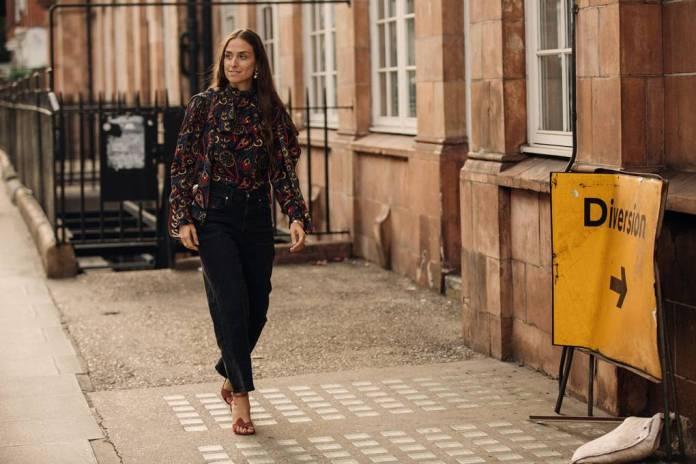 Săptămâna Modei la Londra -Stilul stradal septembrie 2018 26