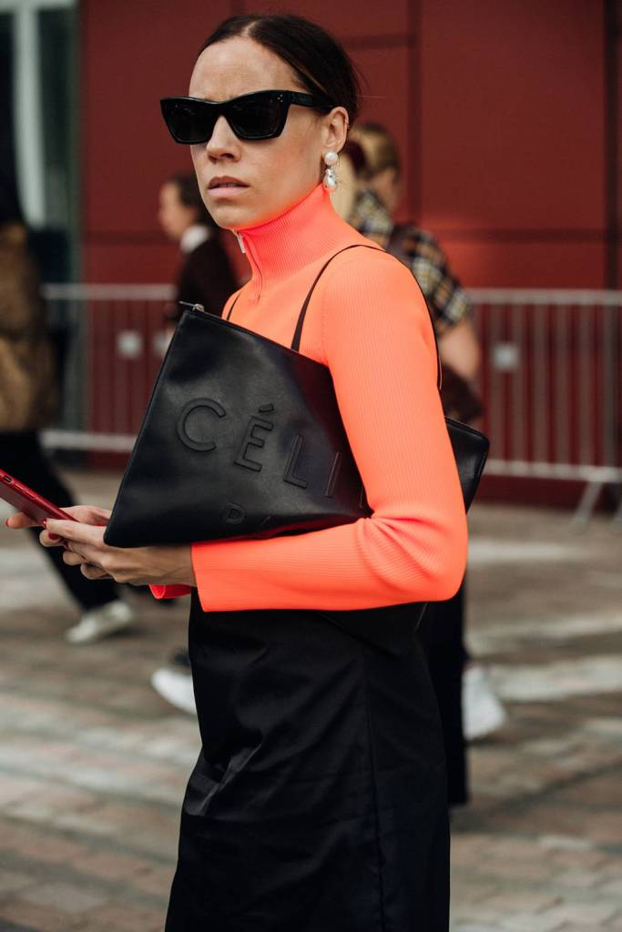 Săptămâna Modei la Londra -Stilul stradal septembrie 2018 46