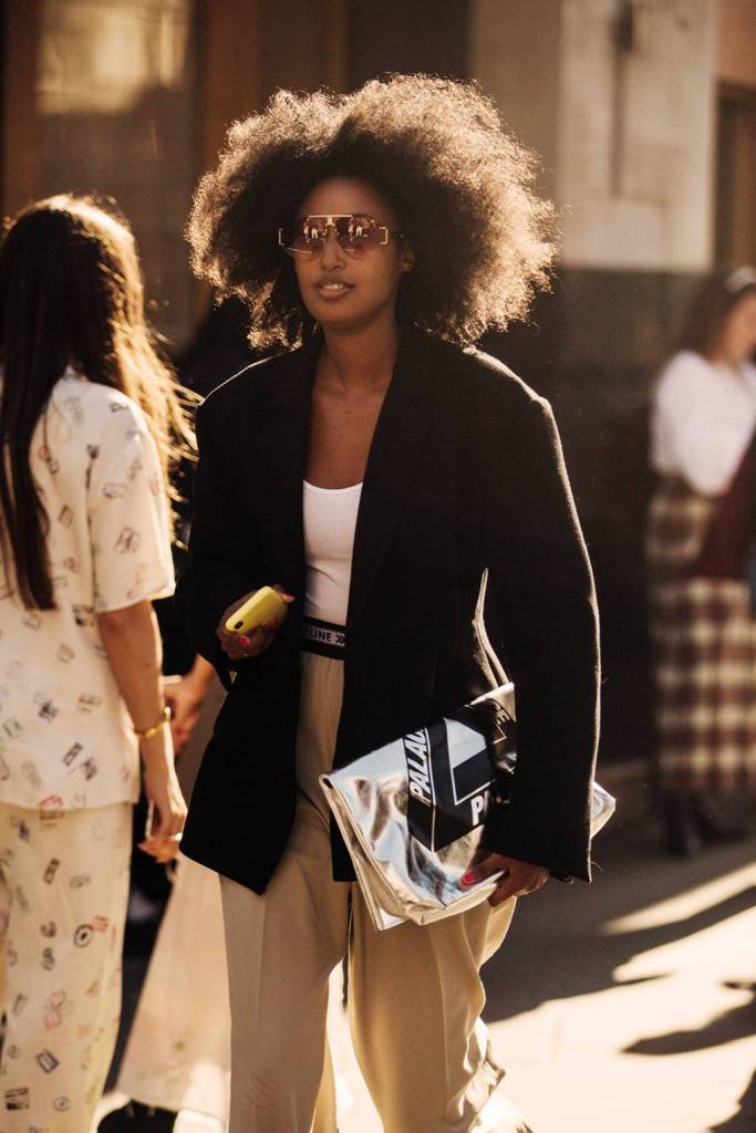 Săptămâna Modei la Londra -Stilul stradal septembrie 2018 50
