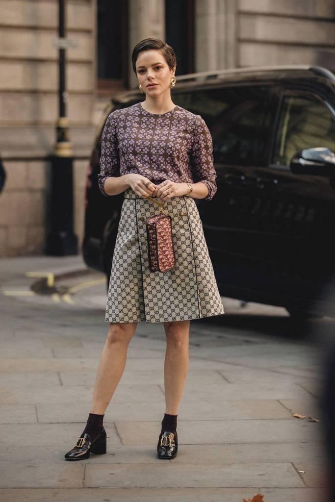 Săptămâna Modei la Londra -Stilul stradal septembrie 2018 51