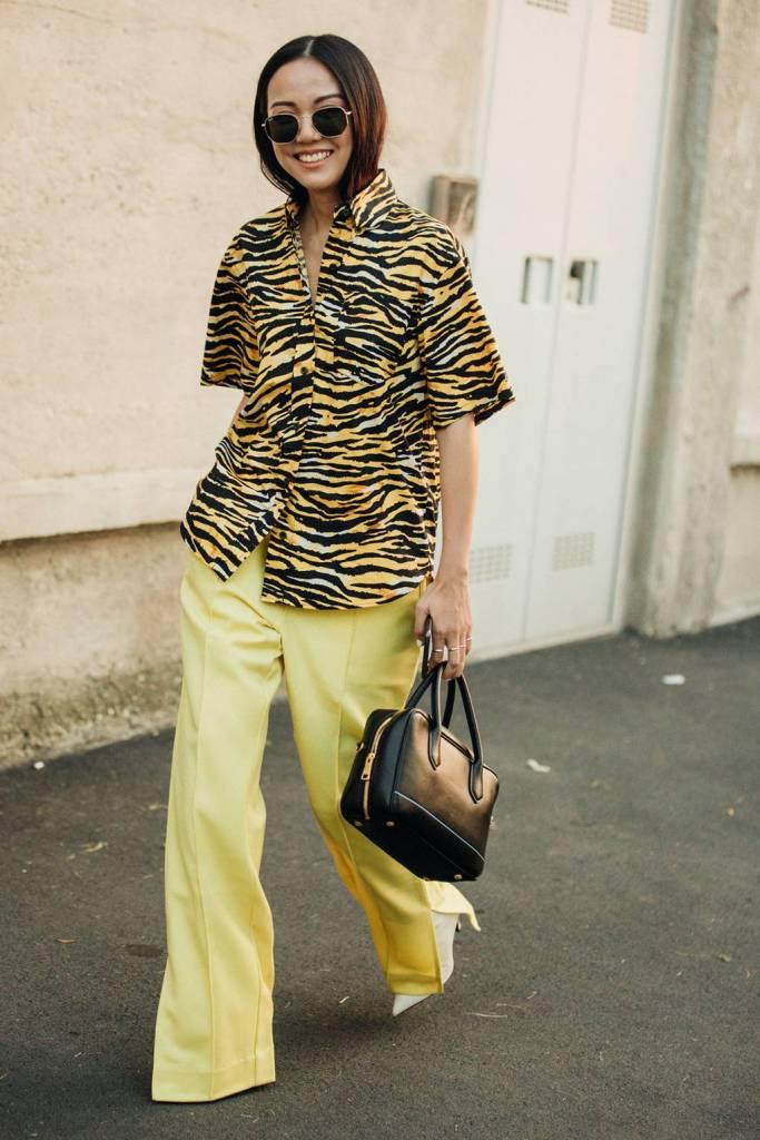 Săptămâna Modei la Milano-Stilul stradal septembrie 2018 49