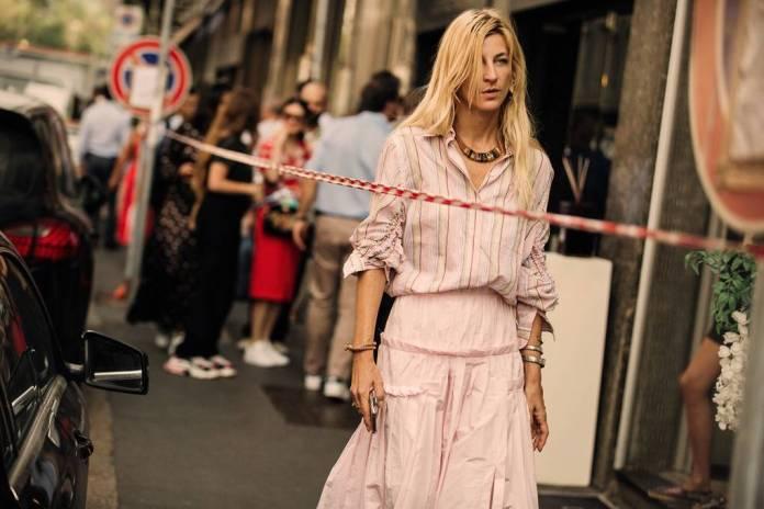 Săptămâna Modei la Milano-Stilul stradal septembrie 2018 42