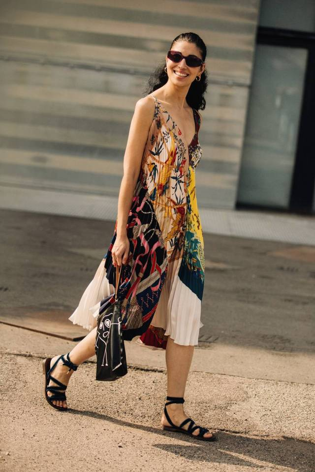 Săptămâna Modei la Milano-Stilul stradal septembrie 2018 33