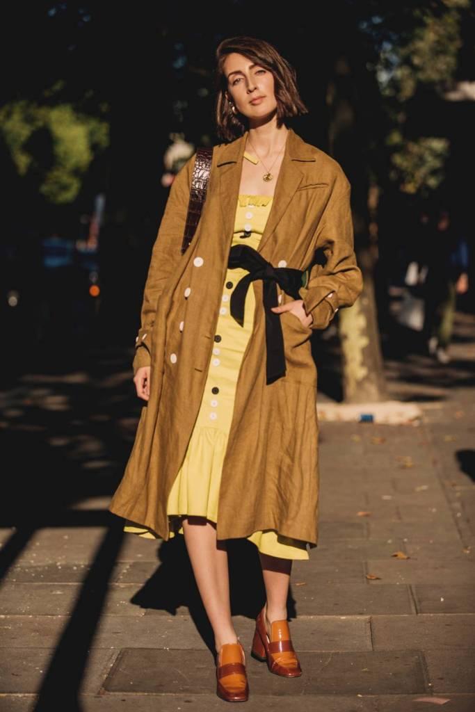 Săptămâna Modei la Londra -Stilul stradal septembrie 2018 55