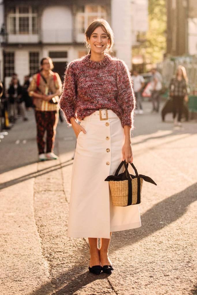 Săptămâna Modei la Londra -Stilul stradal septembrie 2018 59