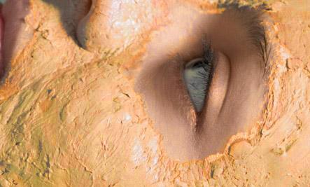 mască pentru față cu morcov și miere