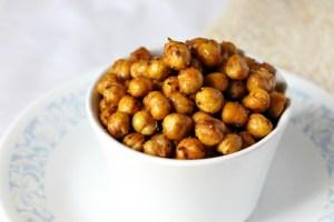 Rețetă de năut cu condimente copt la cuptor