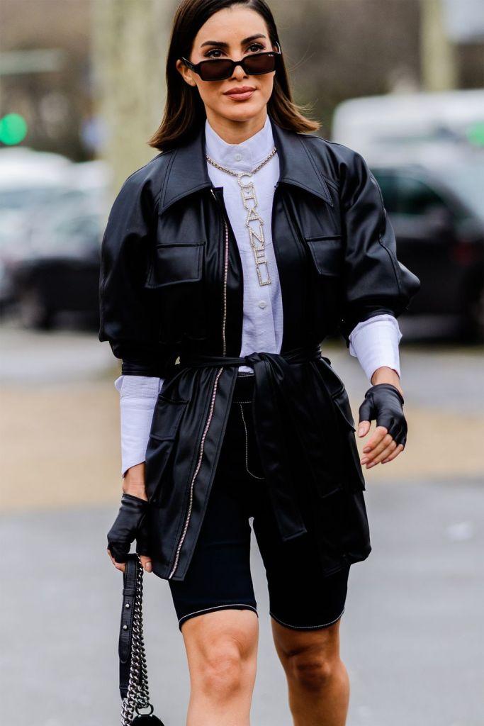 Stilul pe stradă Paris Fashion Week.(Galerie Foto) 2