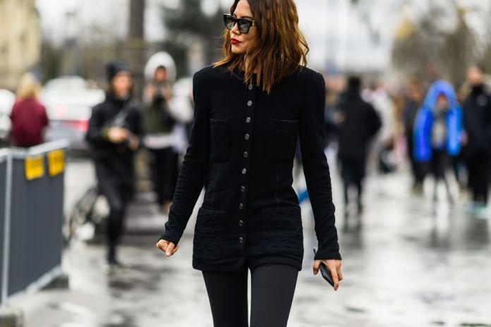 Stilul pe stradă Paris Fashion Week.(Galerie Foto) 3