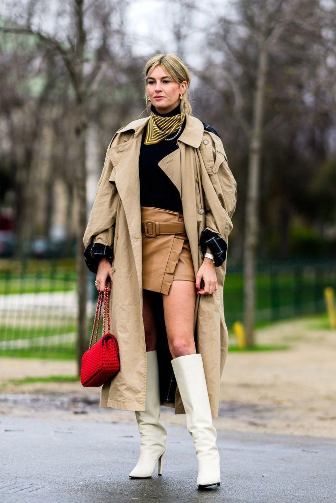 Stilul pe stradă Paris Fashion Week.(Galerie Foto) 6