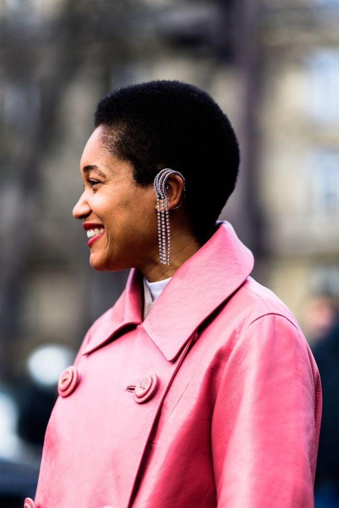 Stilul pe stradă Paris Fashion Week.(Galerie Foto) 15