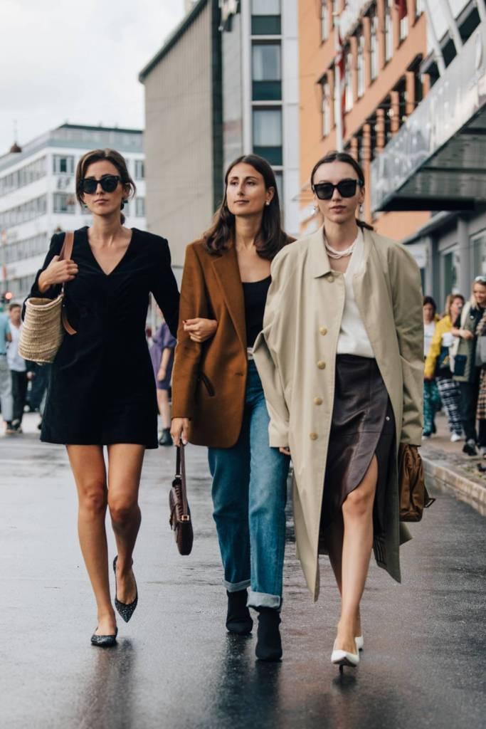 Stilul pe stradă Copenhaga