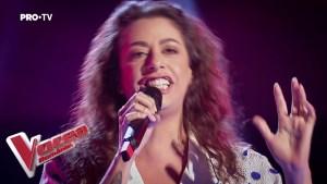 Renee Santana la Vocea României 2019-Audiții (VIDEO)