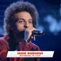 Yaser Ramadan - Somebody To Love la Vocea Romaniei 2019/ Audiții