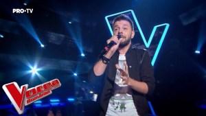 Bogdan Ioan – Earth Song la Vocea României 2018/Audiții. Să ne amintim momentul