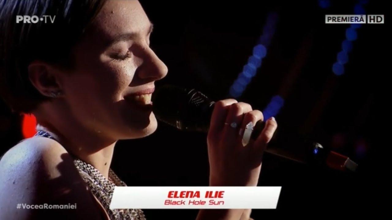Elena Ilie la Vocea României 2019/Audiții 4