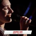 Elena Ilie la Vocea României 2019/Audiții 2