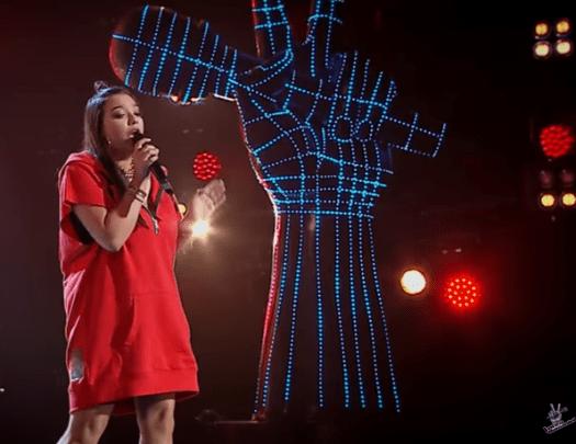 Adriana Simionescu a câștigat runda K.O. la Vocea României 2019 5