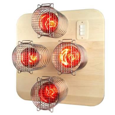 lampă cu infraroșii