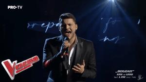 Bogdan Dumitraș în Galele Live la Vocea României 2019