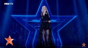 Andreea Vlaicu-Românii au talent 2020