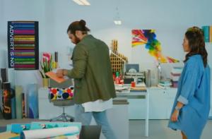 Vis de iubire-comedie romantică- Can şi Sanem -VIDEO 2