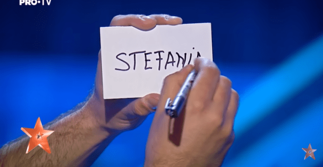 Simion Ștefan-Românii au talent 2020-Moment spectaculos 1