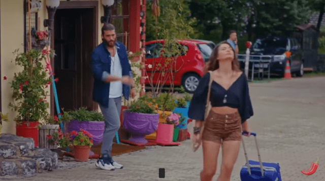 Can and Sanem-The ONE  (Lyrics on captions)-VIDEO 4 3