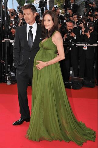11 Femei celebre însărcinate, în momente importante din viața lor 8