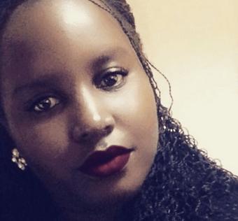 studenta Mercy Kajuma Birungi