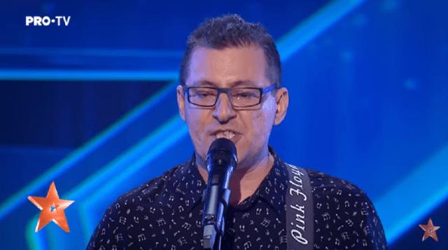 Alexandru și Cătălin Gogoșeanu au cântat la Românii au talent 2020, piesa lui Prince, Purple Rain 3