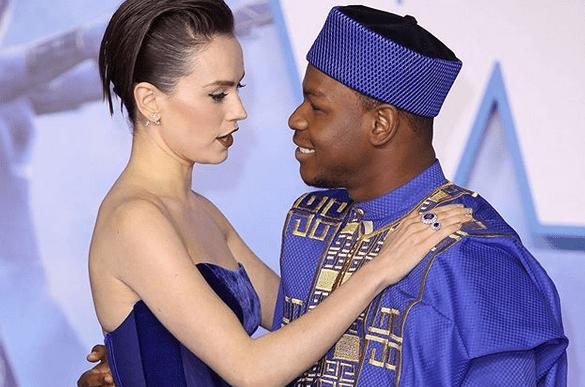 Actorul John Boyega din Star Wars luptă împotriva rasismului după moartea lui George Floyd 4
