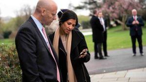 Katie Miller, asistenta Vicepreședintelui SUA, Mike Pence, este pozitivă pentru coronavirus