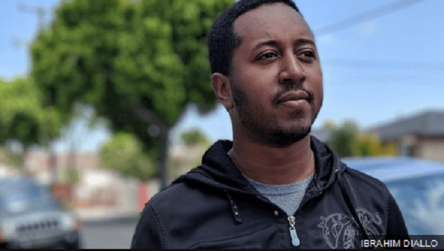 Ibrahim Diallo, his experience of being a black programmer:'I feel like I was accidentally hired'