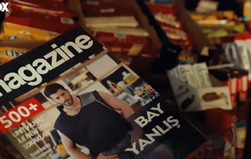 Bay Yanlis (Mr. Wrong) lansat în 2020 cu Can Yaman și Özge Gürel